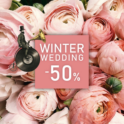 Winter Offer to cover Wedding Receptions